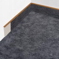 Teppichleisten Braun