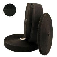 Klettband Schwarz